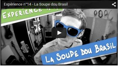 Música sertaneja decifrada por um francês.