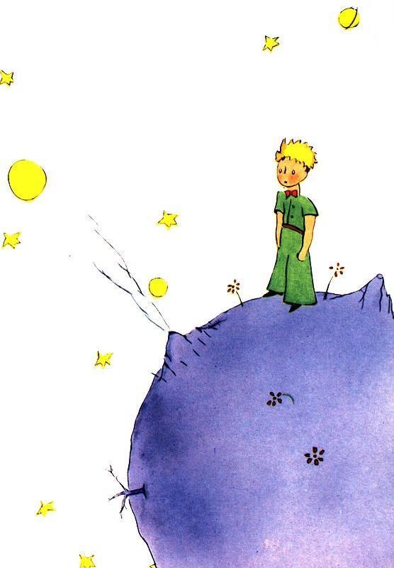 Le Petit Prince - Áudio e livro em PDF completo