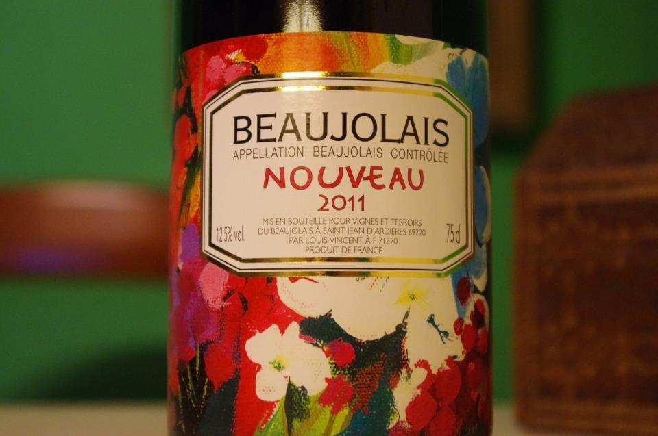 Vamos beber vinho? Le Beaujolais nouveau est arrivé !